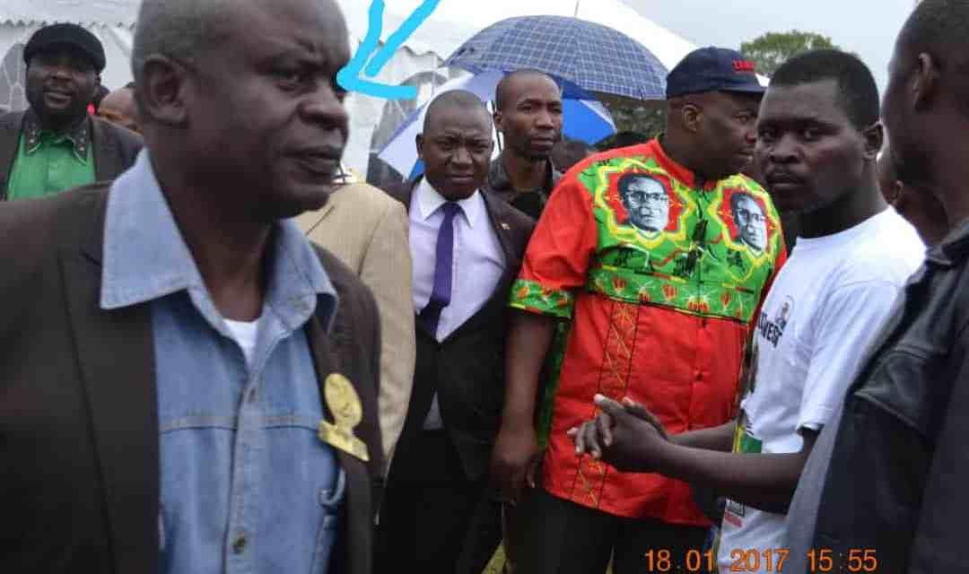 Chief Marozva Philip Mudhe, Former Zanu PF Senator for  Bikita dies
