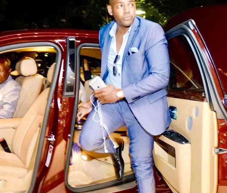 Frank Buyanga Sadiqi not dead, not killed in alleged gunshot incident, Lawyers