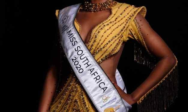 Shudufhadzo Musida, Miss SA trolled over her bikini holiday photos
