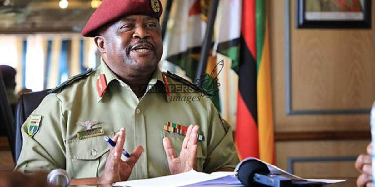 Major Gen (Rtd) Douglas Nyikayaramba dies, Mnangagwa replaces, Sibusiso Moyo, Biggie Matiza