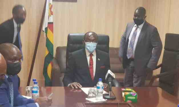 VP KEMBO MOHADI press statement on office sex scandals..BREAKING NEWS, VIDEO, PICTURES