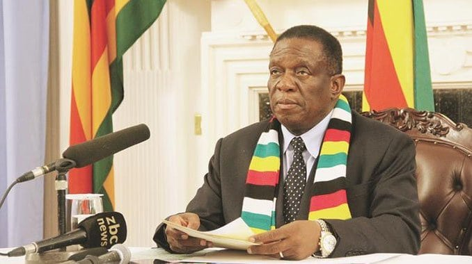 ALL EYES ON ED: President Mnangagwa to announce new lockdown measures