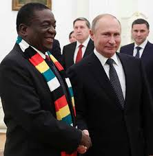 Zimbabwe celebrates 40 years of good relations with Russia