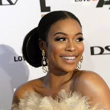 """Nomzamo Mbatha reveals her role on """"Coming 2 America"""""""