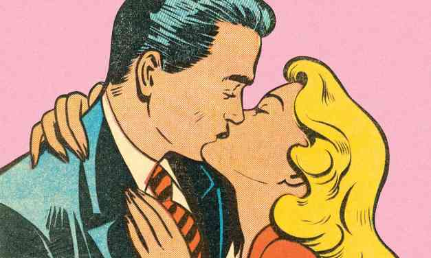 THE NEW NORMAL: When a kiss don't necessarily symbolises love