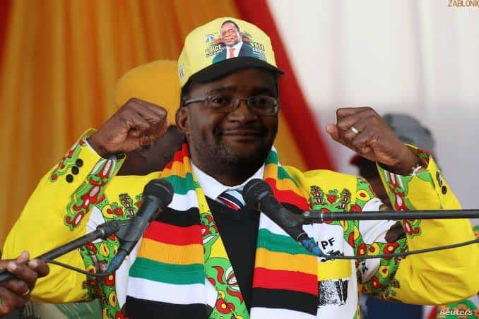 You can grab the MDC Alliance name, People know who their leaders are: Zanu PF, MDC T warned