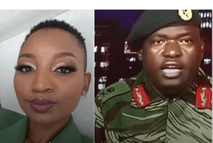 Breaking: Susan Mutami detained by CIO at Harare Airport while attempting to leave with SB Moyo's son(4)..VIDEO, PICTURES