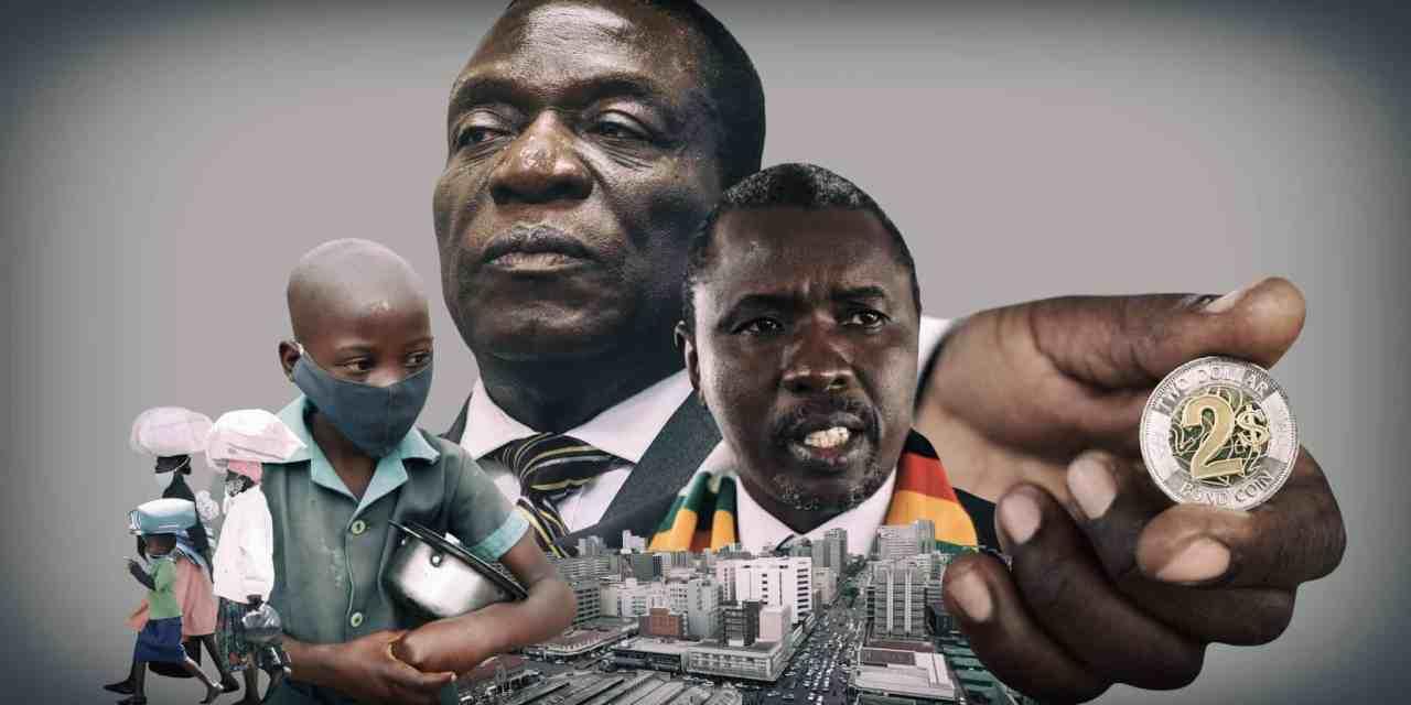 US 'President Joe Biden' bemoans rampant corruption in Zimbabwe