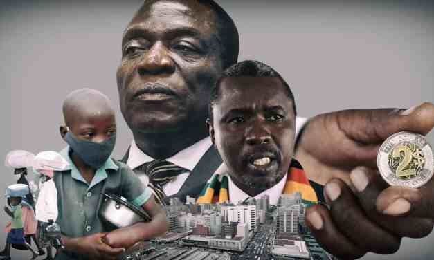 Mnangagwa rallies private sector to join gvt fight corruption
