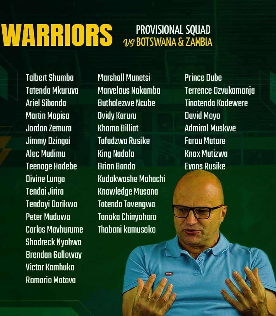 zim warriors