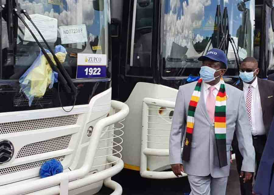 50 more ZUPCO buses commissioned…PICTURES…VIDEO…
