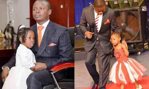 BREAKING: Prophet Shepherd Bushiri's daughter Israella(8) dies