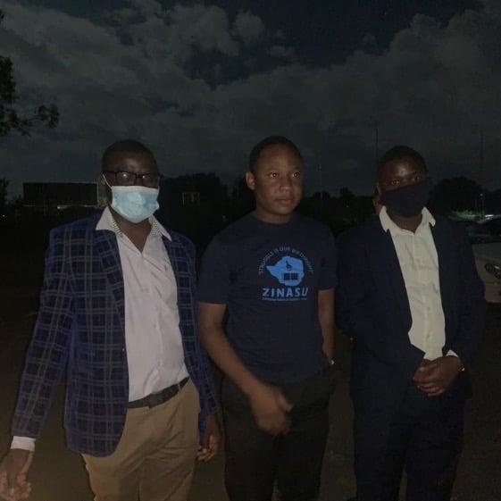ZINASU leaders fined ZW2 000 each for criminal nuisance
