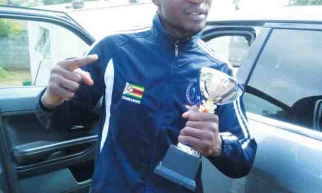 Double delight for triumphant 'Masvingo-based' Boika