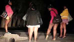 Chitungwiza's 1st street, replica of the Harare's Avenues, haven for sex workers