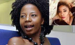 I will not keep quiet if 'insulted' just because I am a celebrity- says Kelly Khumalo