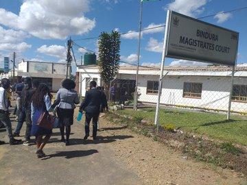 ZANU-PF member back in court for circulating WhatsApp messages urging VP Chiwenga to topple Mnangagwa