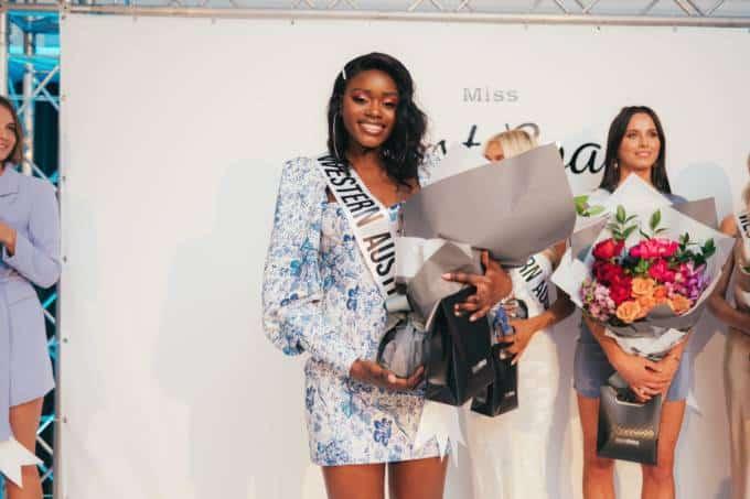 RUTENDO CHIFAMBA: Zimbabwean model wins big in Australia..PICS