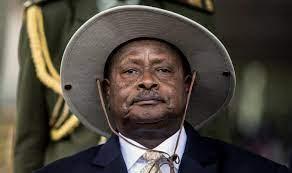 Ugandan 'dictator' Yoweri Museveni sworn in for 6th term