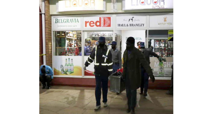 Bulawayo beer outlet female employee shot dead by armed robbers