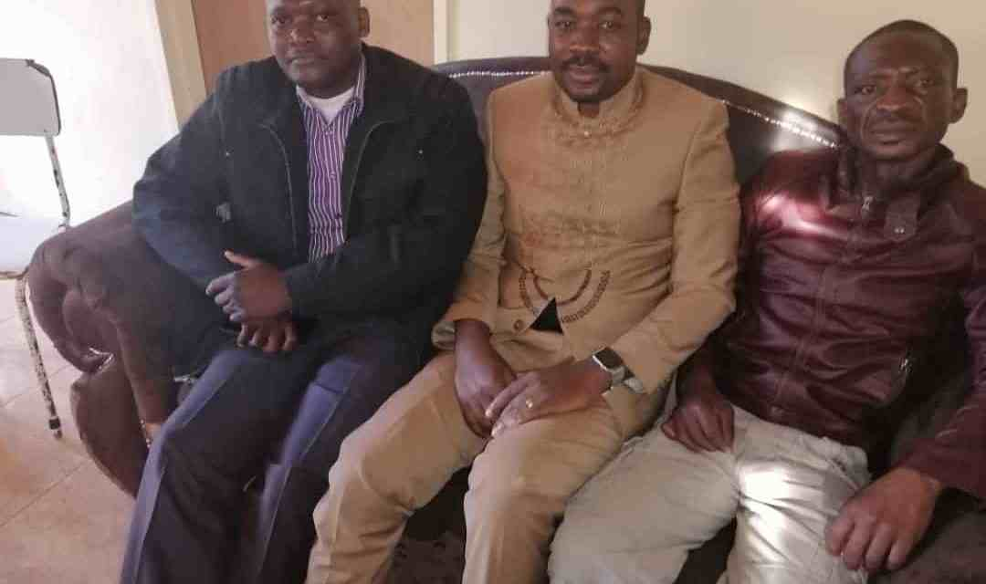 Chamisa visits Maengahama, promises party will assist