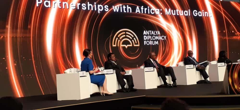 Zimbabwe attends ADF in Turkey
