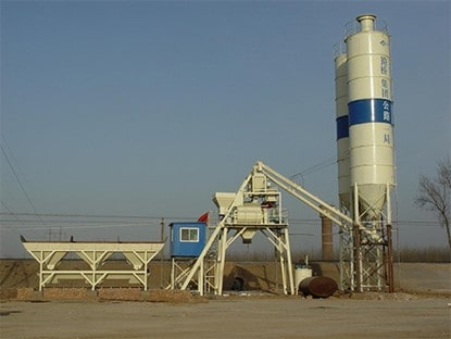 What is the Price of Concrete Batching Plant?