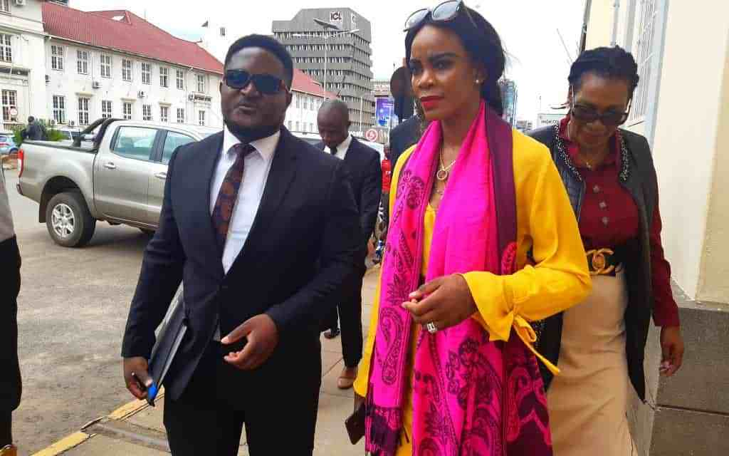 Marry Mubaiwa's case deferred