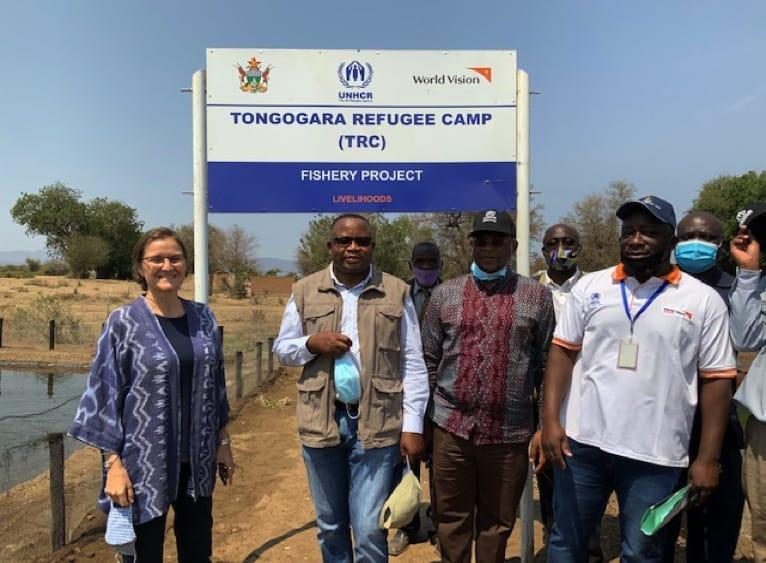Zimbabwe celebrates World Refugee Day