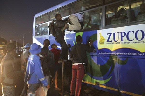 ZUPCO offers free transport