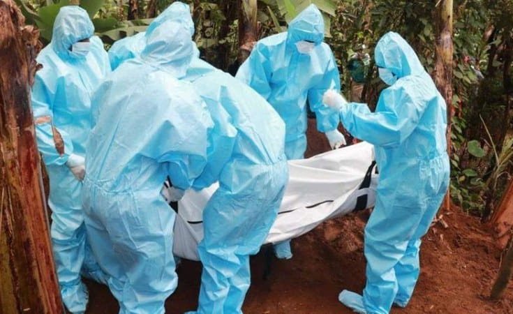 Zim registers 65 deaths, 2705 new Covid 19 infections