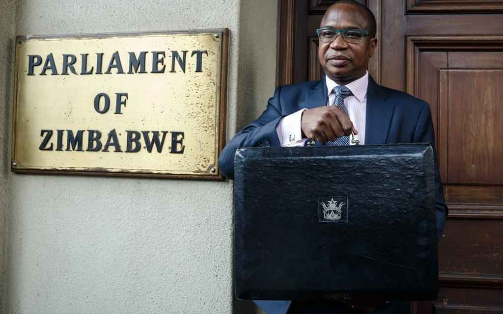 HAPPENING NOW: Finance Minister presents Mid-Term Budget to Parly