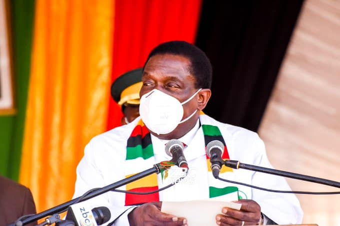 Mnangagwa gives Minister of Energy deadline to generate enough electricity for the country