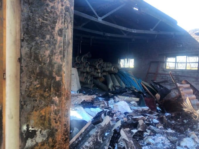 Investigations against Kwekwe City Council officials in jeopardy as storeroom containing vital records is burnt to ashes