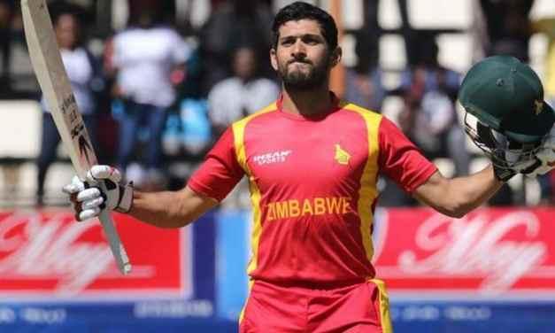 Zim Cricket all-rounderSikandar Raza back