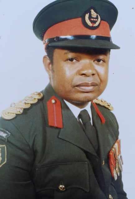 BREAKING: Top military Commander (Rtd) dies