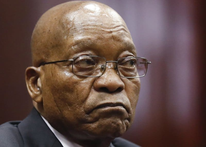 This is why 'President' Jacob Zuma was put in prison…VIDEO…