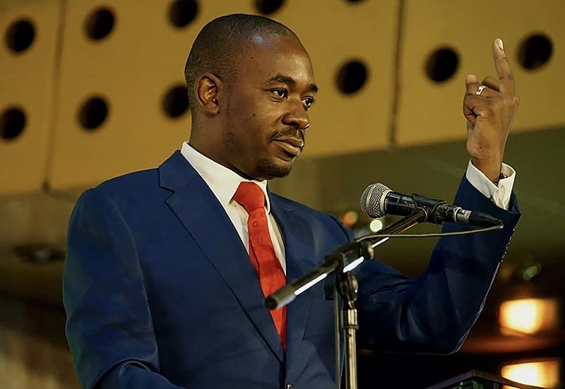 Mnangagwa's apologist advises Chamisa to change party name, likens MDC-T/ Alliance to used cond_ms