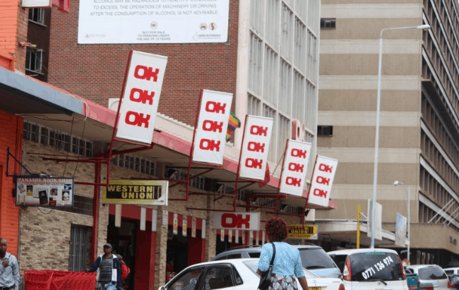 OK Zimbabwe sales 48% up in 3 months as compared to last quarter