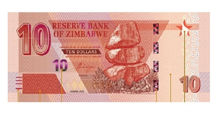 Businesses rejecting ZW$10 note, RBZ issues warning
