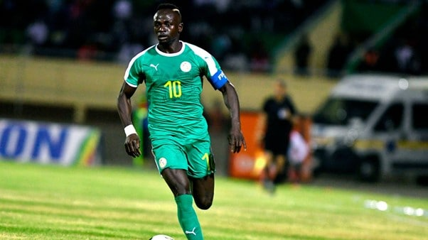 The World's Fastest African Soccer Players