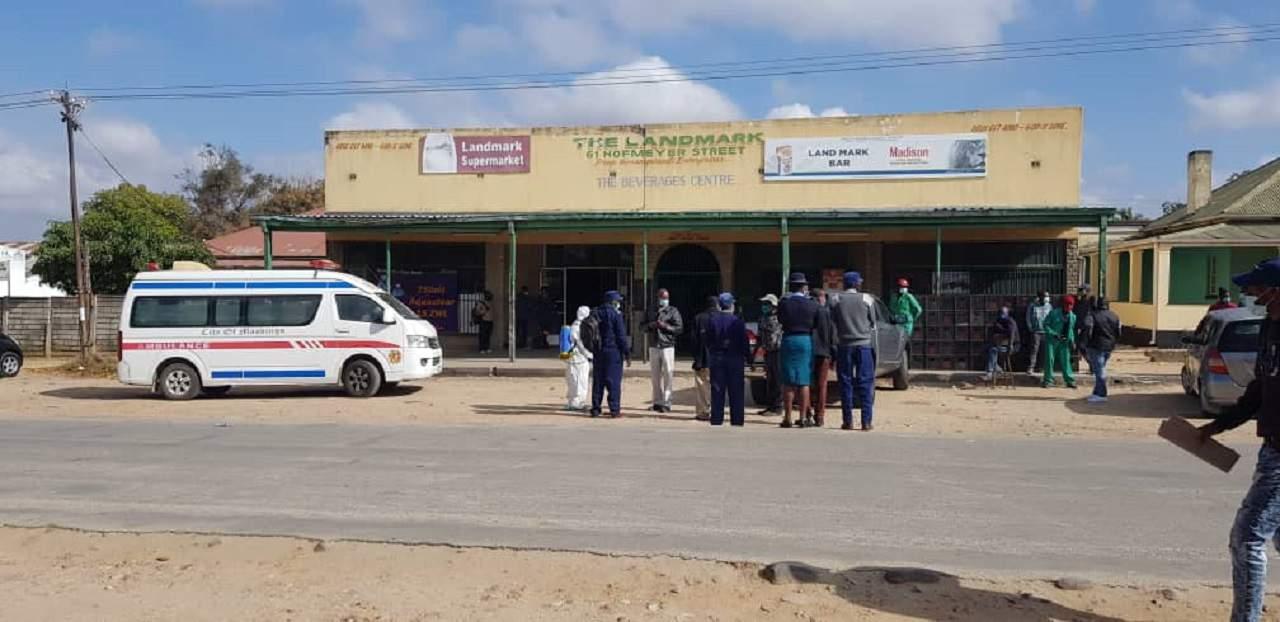 Masvingo woman collapses, dies in toilet at Landmark Bar