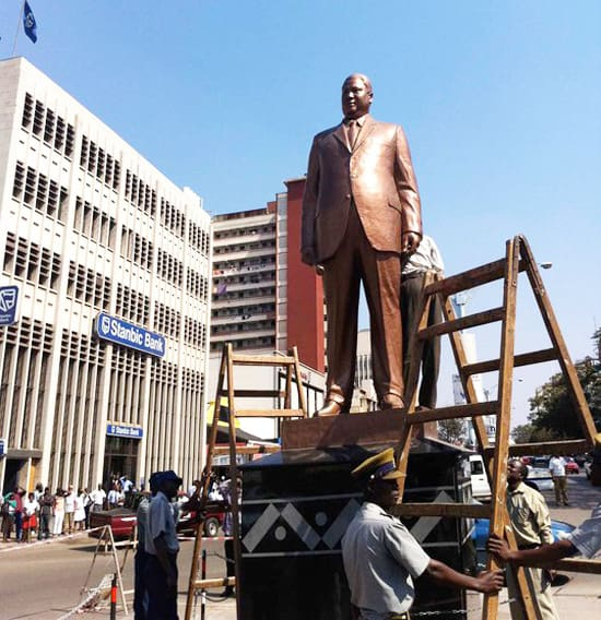 Statue alone not enough, Mliswa wants public holiday declared in honour of Nkomo