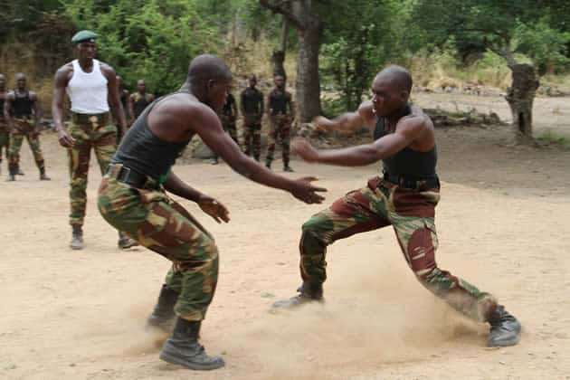 Zimbabwe deploys 300 military instructors to train Mozambican armed forces- says Min of Defence Oppah Muchinguri