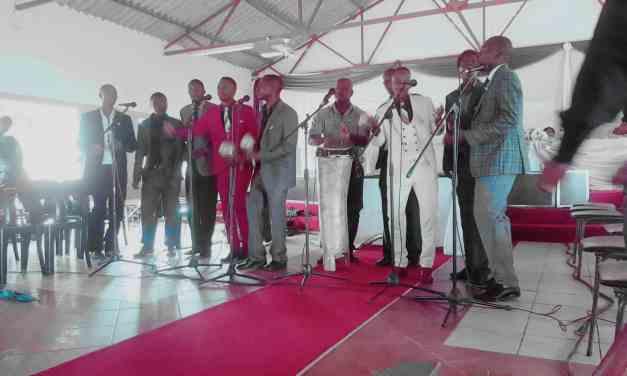 Methodist-run choral group to release Third album; Eyes regional market