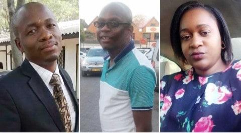 CIO agent, woman die half naked in passenger seat, as horror crash also kills CID detective