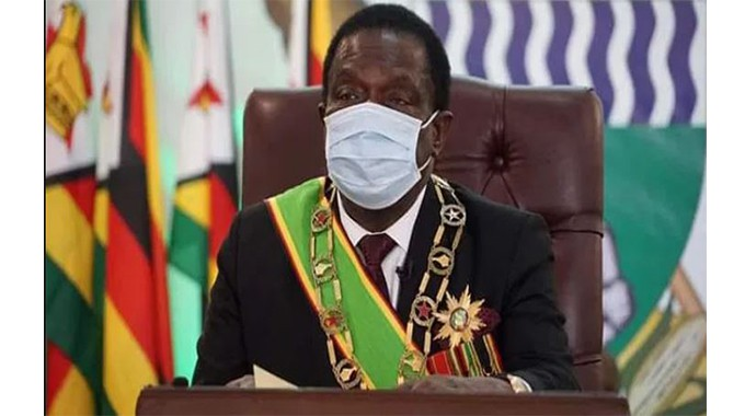 Mnangagwa congratulates HH, promises to work with him