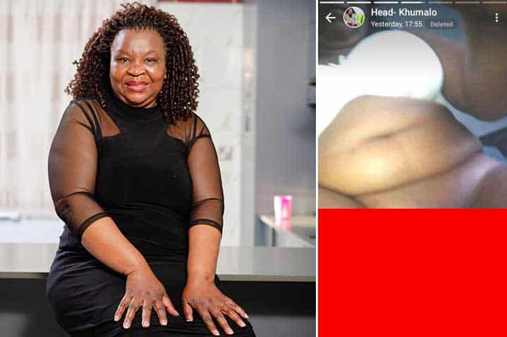 Headmistress posts her nude picture on WhatsApp status, viewed by parents, teachers