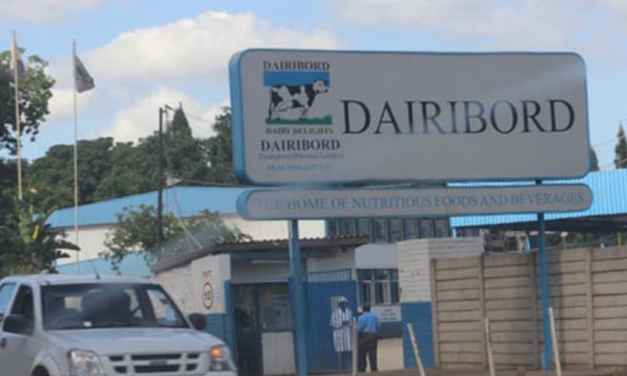 Dairibord sales volumes up in 2021 first quarter compared to same period in 2020