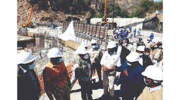 Gwayi-Shangani pipeline project to commence, gvt injects $535m